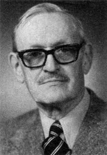 Black and white image of Charles P. de Volpi