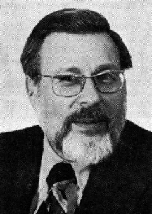 Black and white image of Dr. Fred G. Stulberg