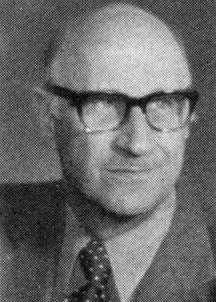 Black and white image of George S. Wegg